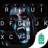 Vampire Girl Emoji Keyboard 4.5