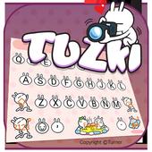 Happy TUZKI Theme&Emoji Keyboard (Authorized) 2.7
