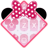 Mini Bowknot Theme&Emoji Keyboard 4.5