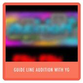 Guide LINE Audition With YG 1.0