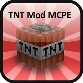 TNT Mod For MCPE 1.0
