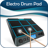 Electro Music Drum Pads: Real Drums Music Game 1.1