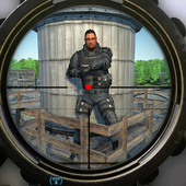 Stealth Military Sniper Shoot