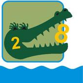 Oste crocodile numbers (free) 1.3