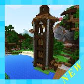 Ledsea Abandoned City MCPE Adventure & Survival 31.1b