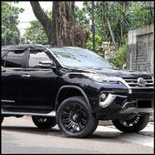 Toyota Fortuner HD Walpaper 3.0