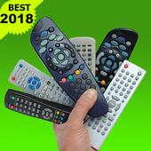 Tv Remote Control - Universal Remote TV Control 8.8.0