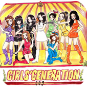 2048 SNSD Chibi Version 1.1