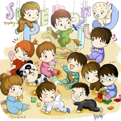2048 Super Junior Chibi 1.1