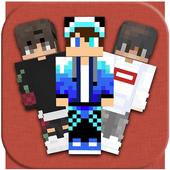 Boys Skins for Minecraft 1.0.5