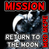 Mission Return to the Moon MOD for MCPE 4.0