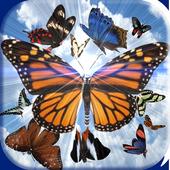 AR Butterfly Burst 1.1