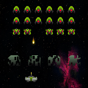 Invaders Deluxe - Retro Arcade Space Shooter SHUMP 1.28