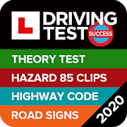 Driving Theory Test 4 in 1 Kit + Hazard Perception 1.3.3