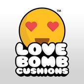 Love Bomb CushionsNew Moon Games LtdArcade