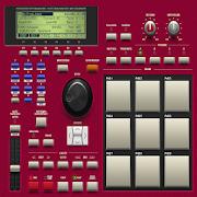 MPC MACHINE DEMO -Sampling Drum Machine Beat Maker 1.35