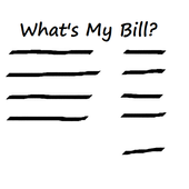 What's My Bill? 1.0