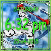 DNA Digital Clock LWP 1.0