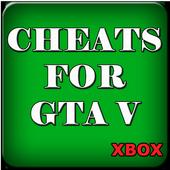 Cheats for GTA V (XBOX) 2.0