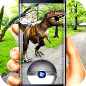 Catch dinosaurs to your collection 2.0