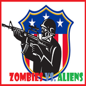 AmericanSoldierZombiesvsAliensWEBTUNES.US Game DevelopmentAction