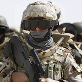 Ultimate Soldier: Middle East 1.0