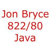 JB 822/80 Java 1.1