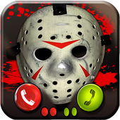 fake Call From jason voorhees - vedio - sms 1.0