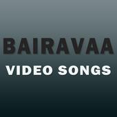 Video songs of Bairavaa 1.0