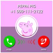 Call Pepa Pig Fake 2018 1.0