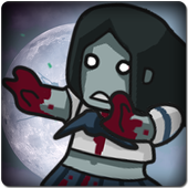 Zombie Battleground :  Player Attack on Zombie 1.33