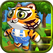 Baby Pet Run: Jungle Adventure 1.0