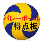 バレーボール得点版 1.0