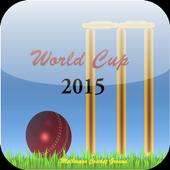 2015 Cricket WorldCup-Notifier