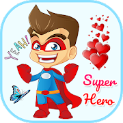 WAStickerApps - Superhero Stickers for WhatsApp 1.0
