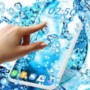 Water drops live wallpaper 8.6