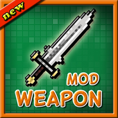 New weapon mods for mcpe 2.3.2