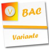 Variante Bac 1.0.0