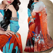 Lehenga and Half Saree Designs 1.0.1