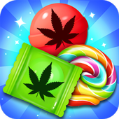 Weed Crush Match 3 Puzzle 1