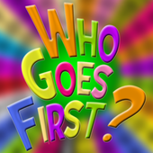 Who Goes First?// do better gamesBoard