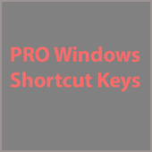 Windows Shortcut Keys