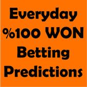 Betting Tips %100 WON 3.0