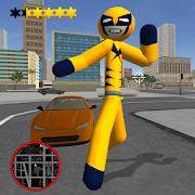 Wolveine Stickman Rope Hero Miami Mafia Simulator 1.0