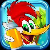 The turbo kids Wody: runner woodpecker 1.0