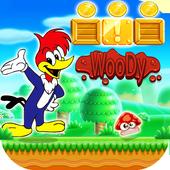 woody super woodpecker jungle game