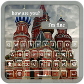Moscow Keyboard Theme 1.0