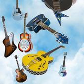 Guitar Collage LiveWallpaper 2 5.0