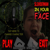 IN YOUR FACE SLENDERMAN 3.0