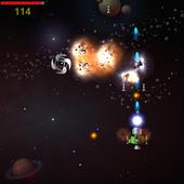 Space Blaster test app 0.0.1